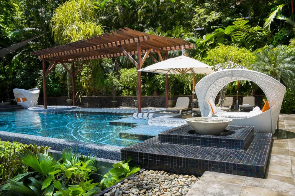 Hotel with private pool - Makanda by The Sea Hotel Adults Only