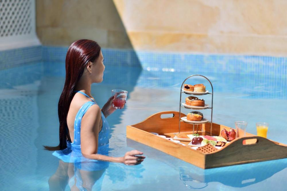 Hotel with private pool - The Westin Pushkar Resort & Spa