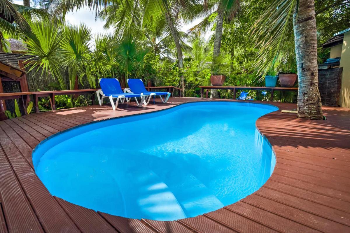 Hotel with private pool - The Rarotongan Beach Resort & Lagoonarium