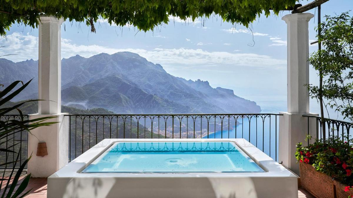 Hotel with private pool - Palazzo Avino