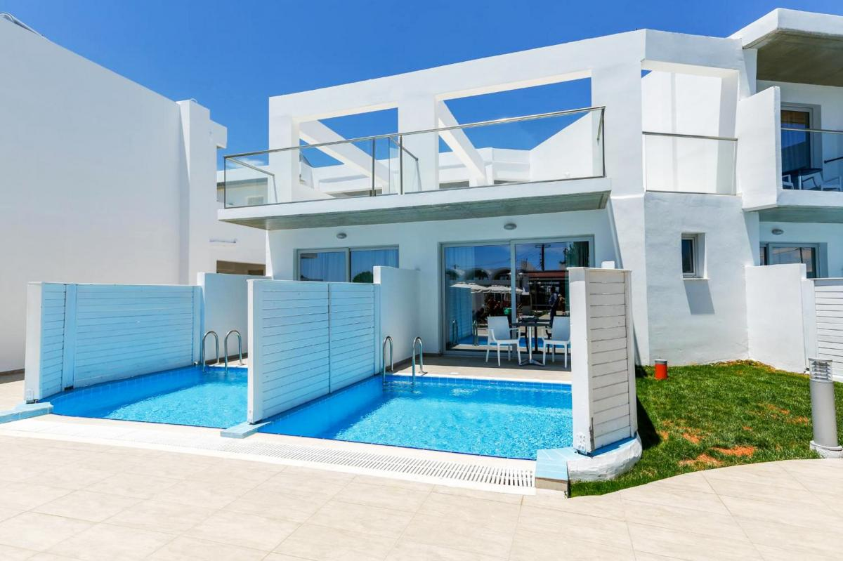 Hotel with private pool - Rodos Star All Inclusive Hotel