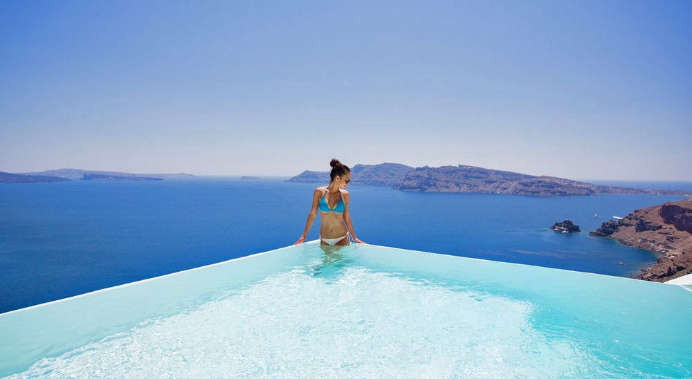 26 Amazing Hotels With Private Pool Rooms In Greece Luxury