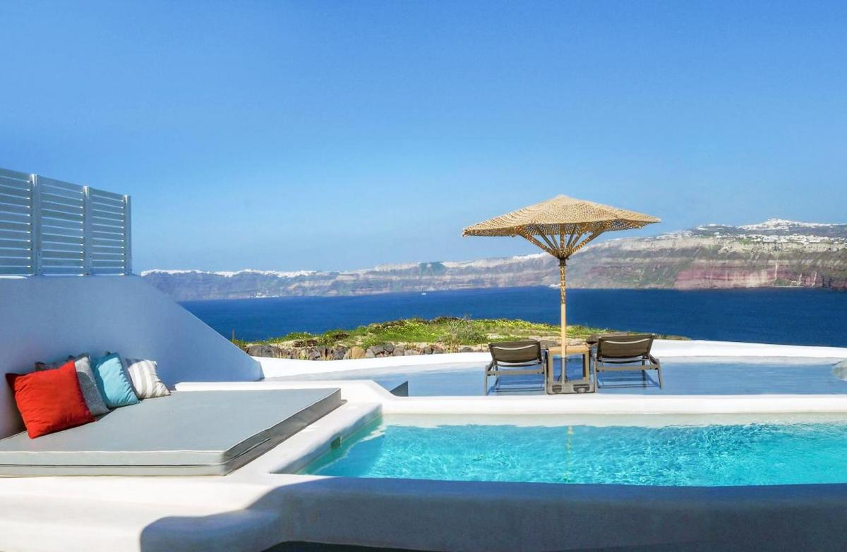 Hotel with private pool - CAPE 9 Villas & Suites