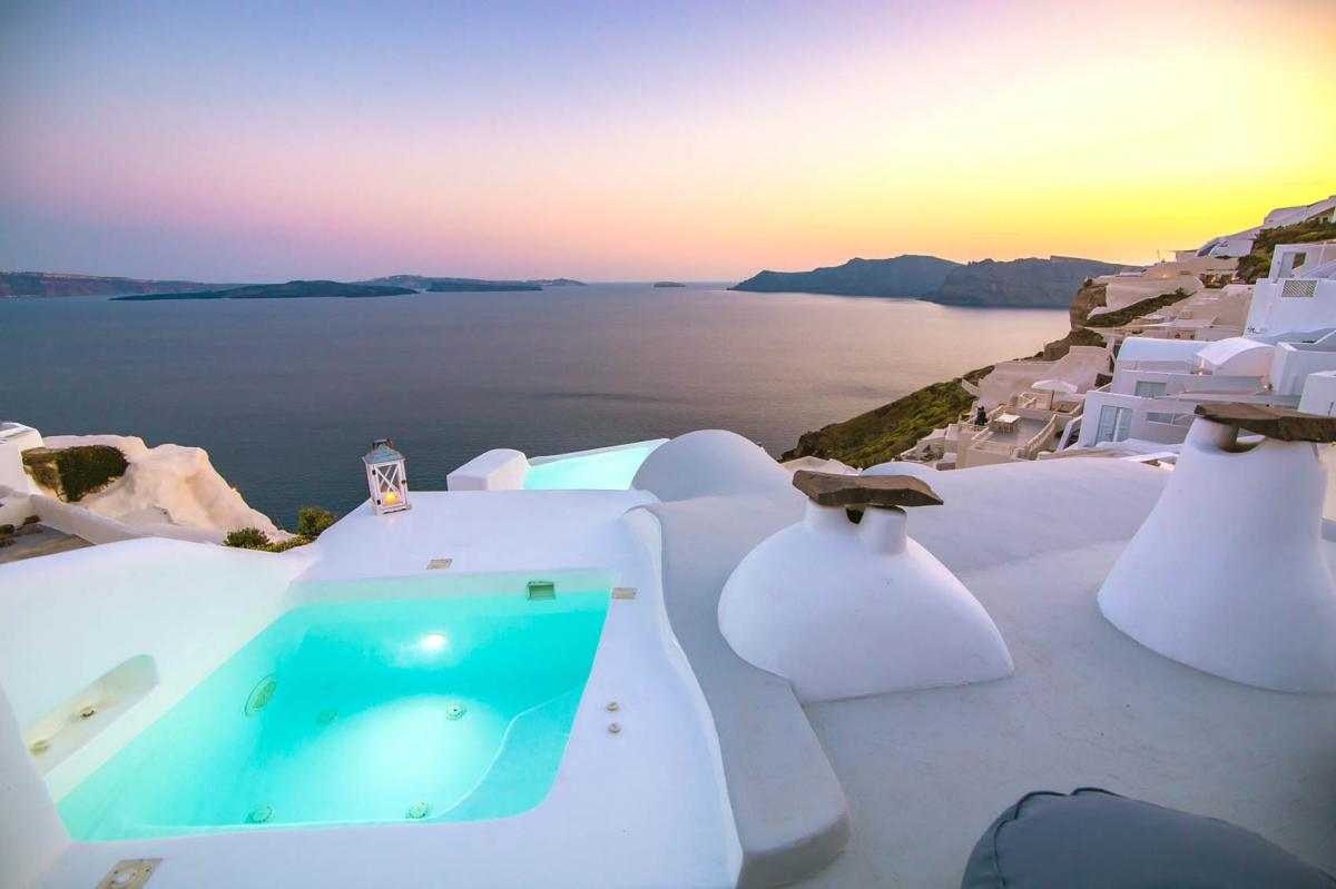 Hotel with private pool - Onar Villas - Onar Hotels Collection
