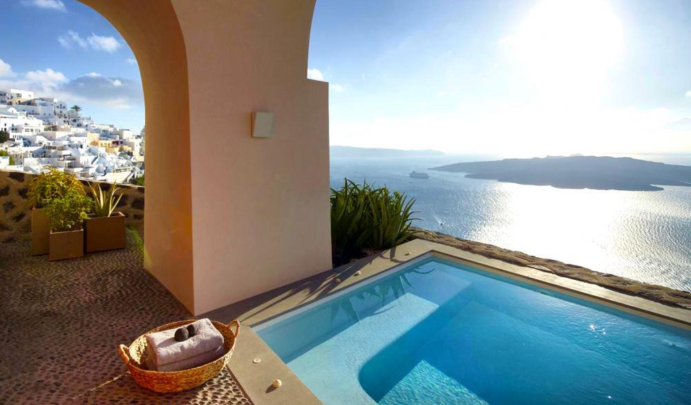 Hotel with private pool - Villa Bordeaux