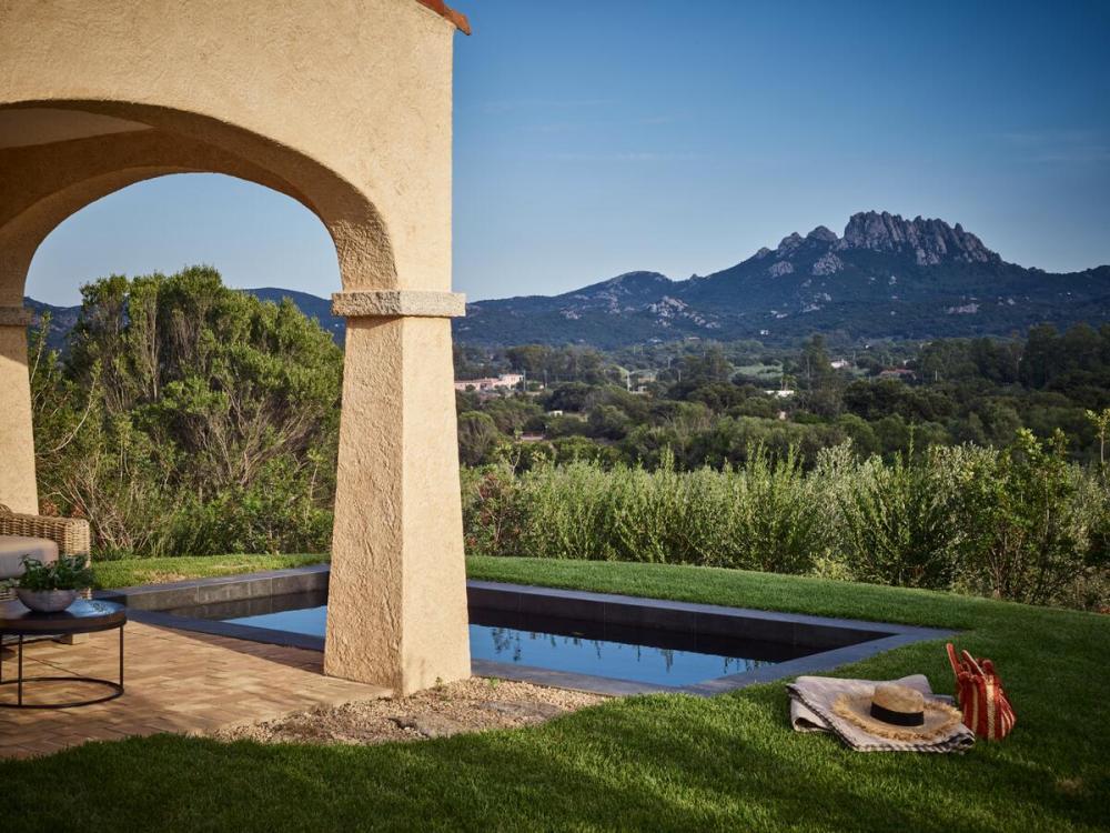 Hotel with private pool - Cascioni Eco Retreat