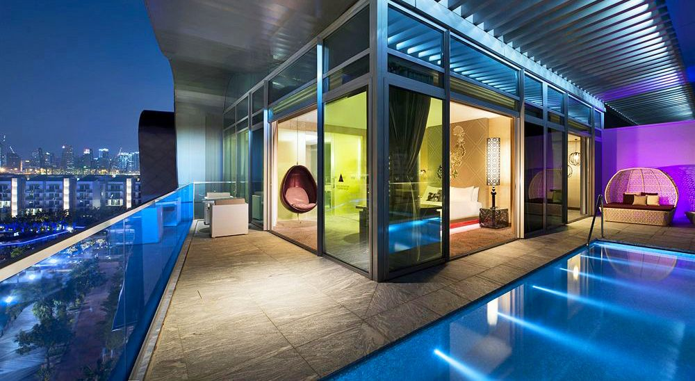 Hotel Rooms With Private Pool In India