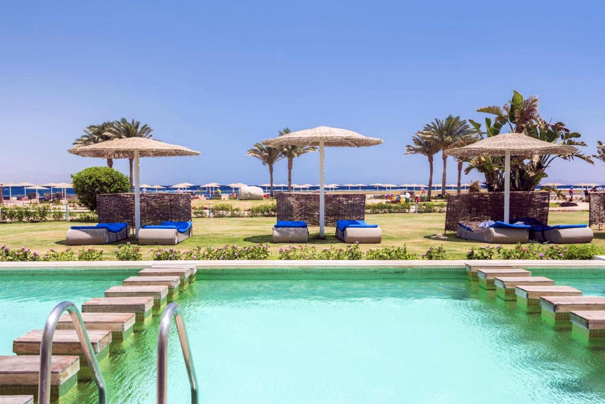 Hotel with private pool - Barceló Tiran Sharm Resort