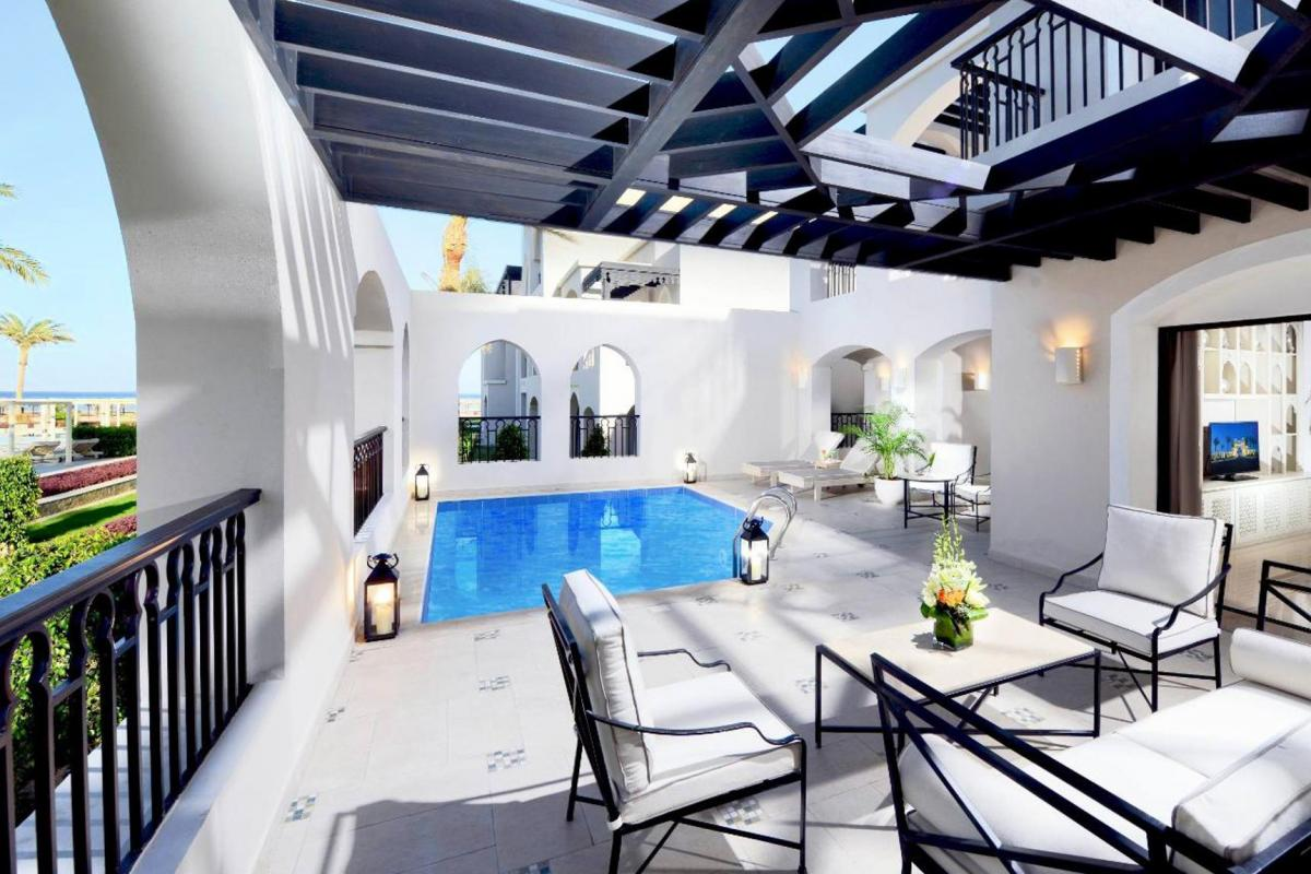 Hotel with private pool - Steigenberger Alcazar