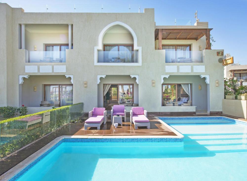 Hotel with private pool - Sunrise Arabian Beach Resort
