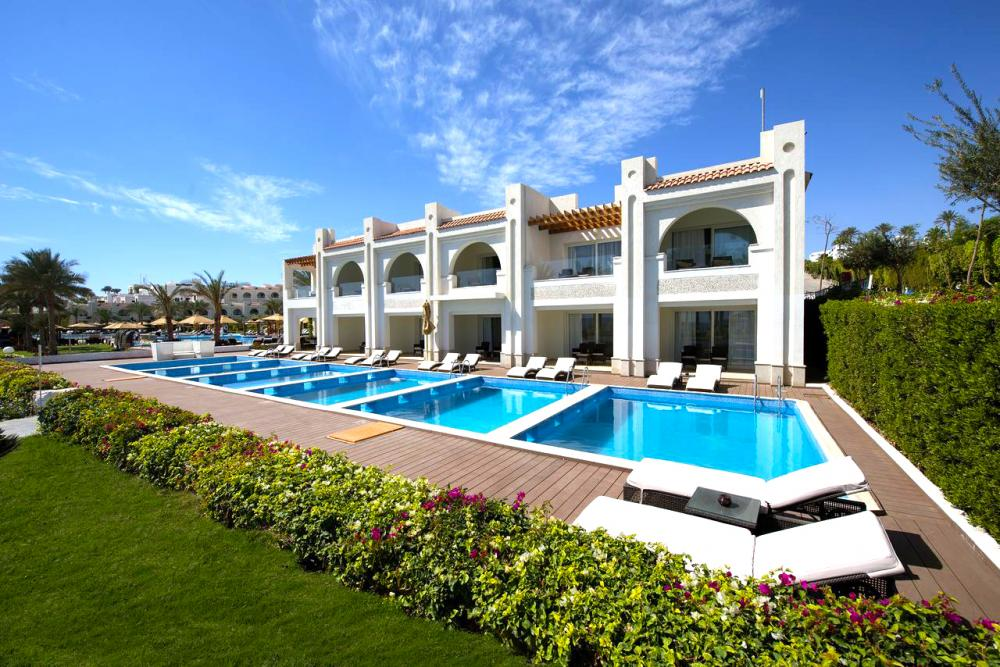 Hotel with private pool - Sunrise Montemare Resort -Grand Select