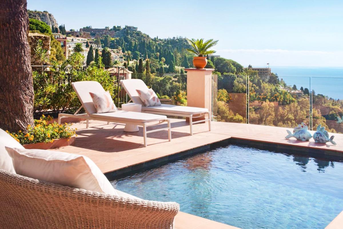 Hotel with private pool - San Domenico Palace, Taormina, A Four Seasons Hotel