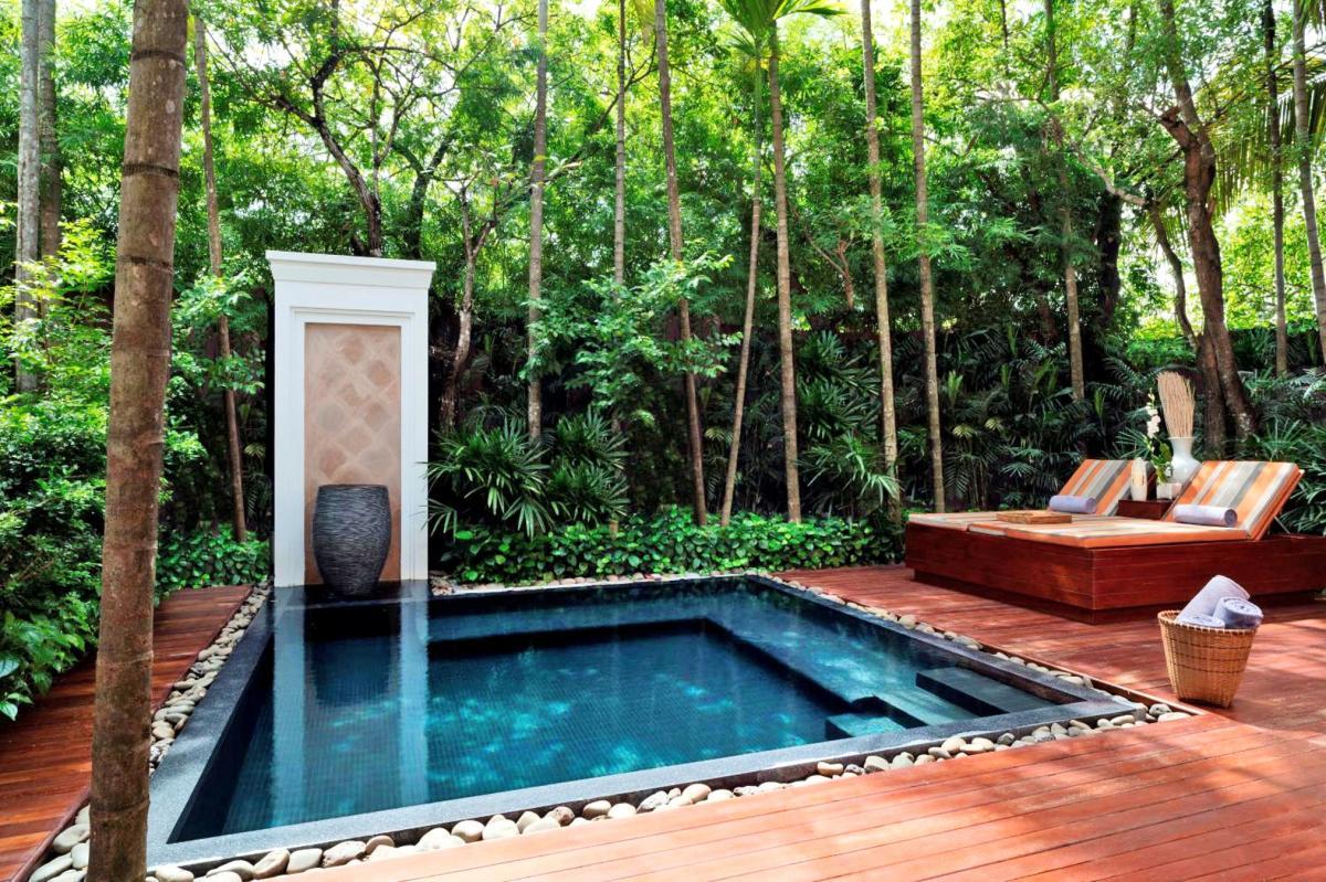 Hotel with private pool - Anantara Angkor Resort