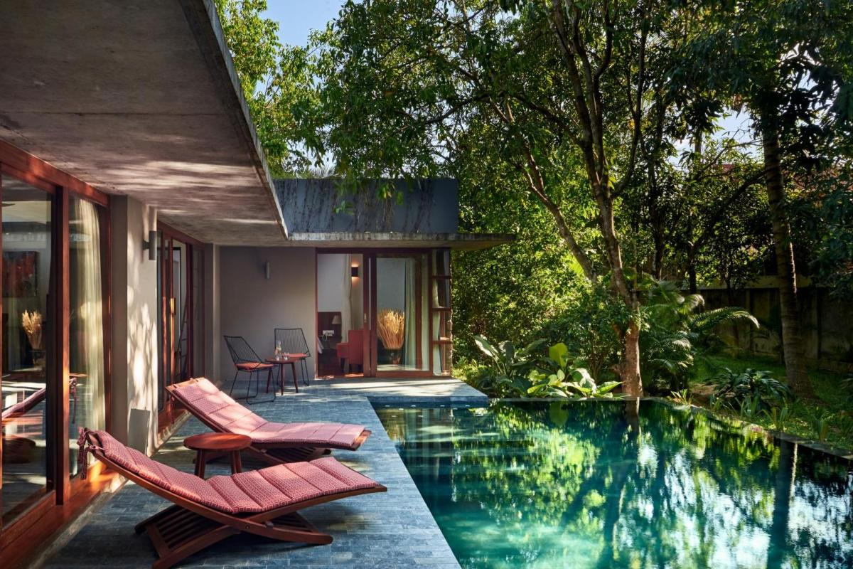 Hotel with private pool - Templation Hotel