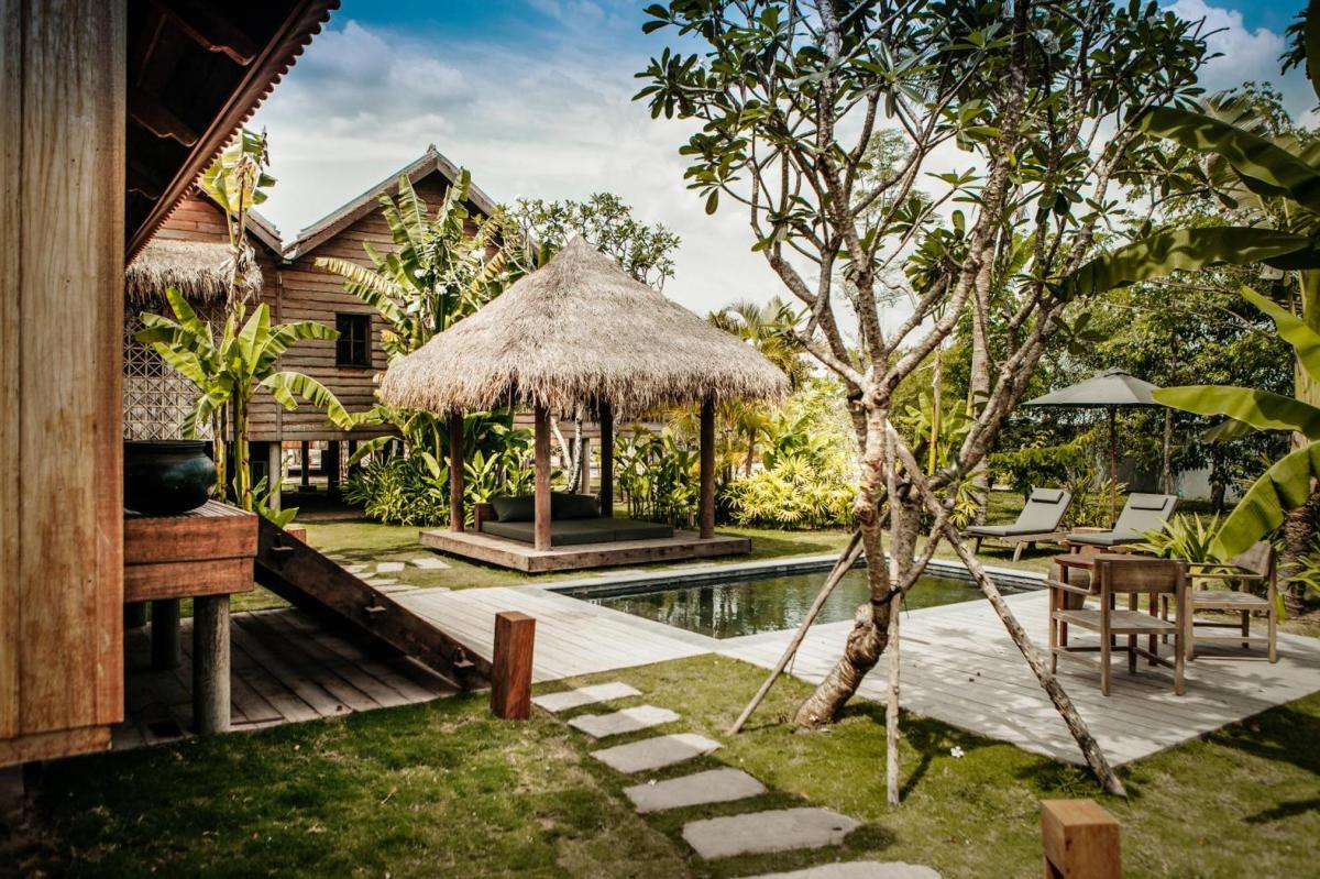 Hotel with private pool - Zannier Hotels Phum Baitang