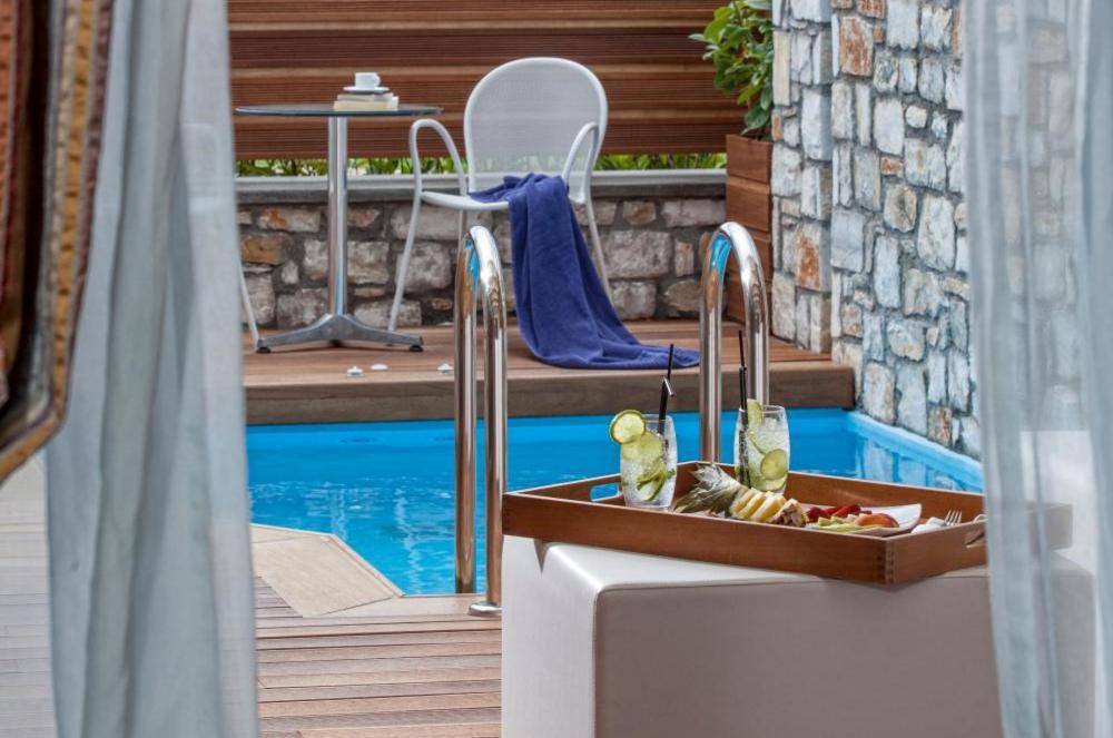 Hotel with private pool - Skiathos Princess
