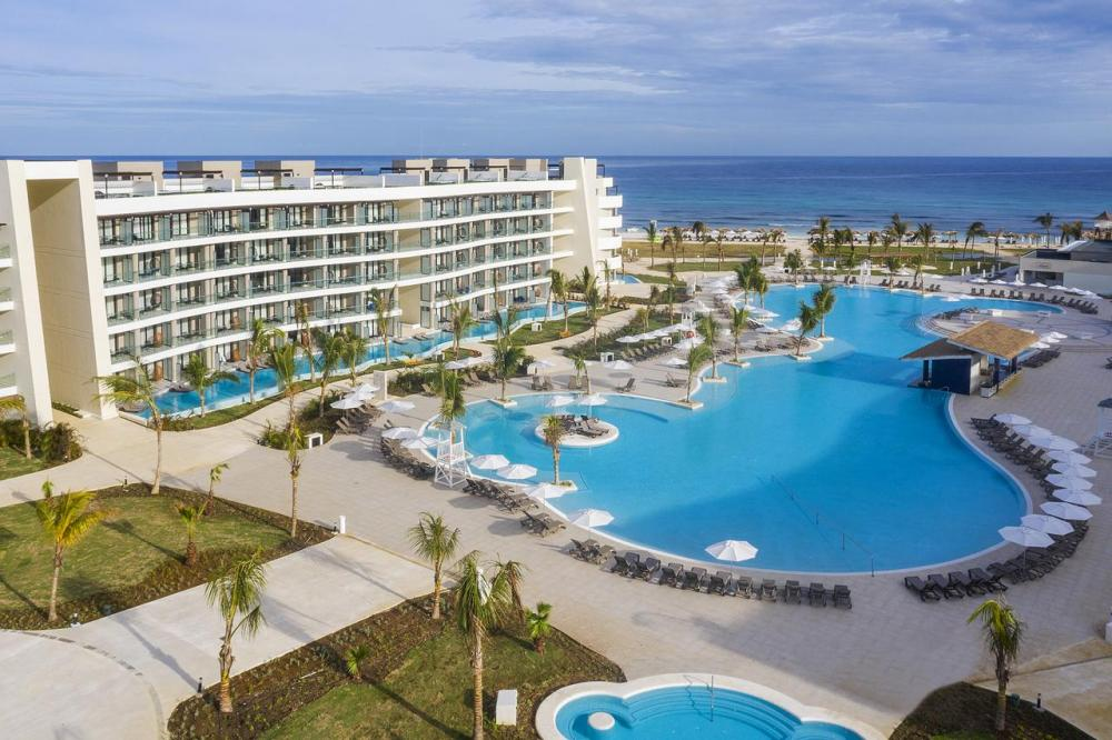 Hotel with private pool - Ocean Coral Spring Resort - All Inclusive