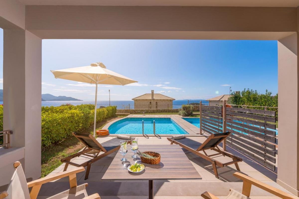 Hotel with private pool - Sivota Diamond Spa Resort
