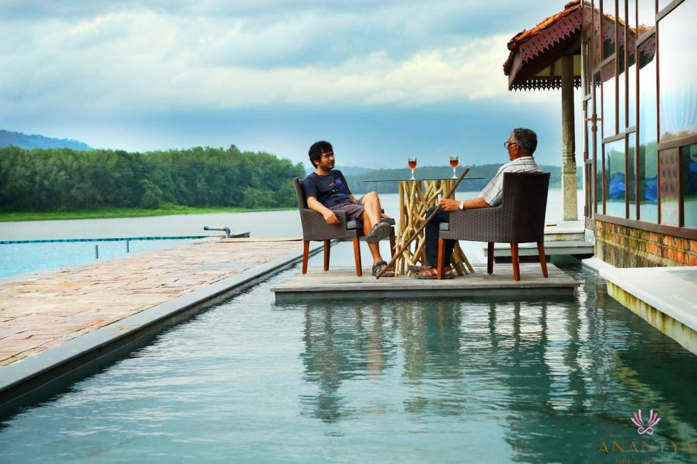 Hotel with private pool - Anantya Resorts