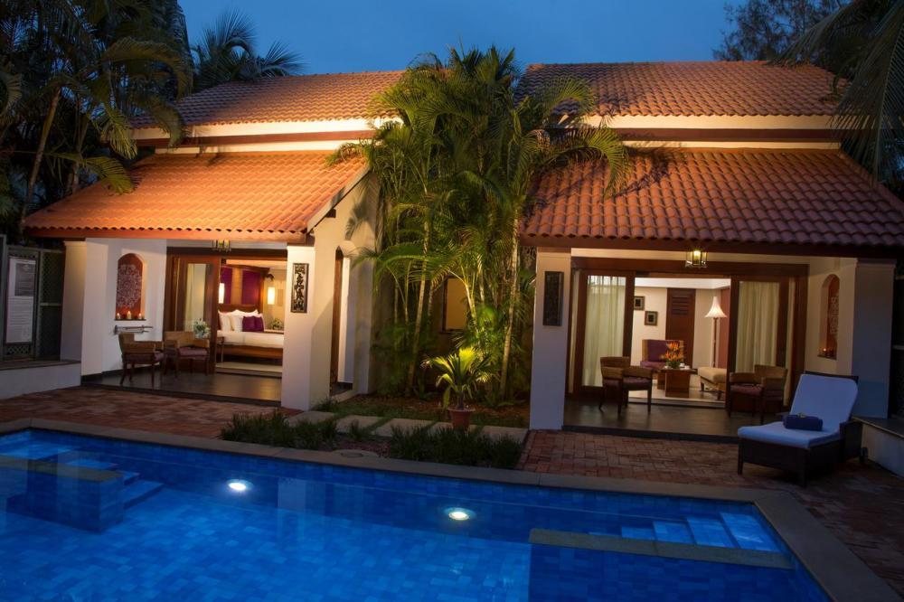 Hotel with private pool - Radisson Blu Resort Temple Bay Mamallapuram