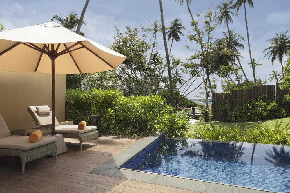 Hotel with private pool - Anantara Peace Haven Tangalle Resort