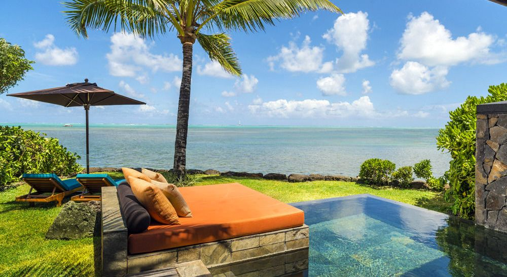 Hotel with private pool - Four Seasons Resort Mauritius at Anahita