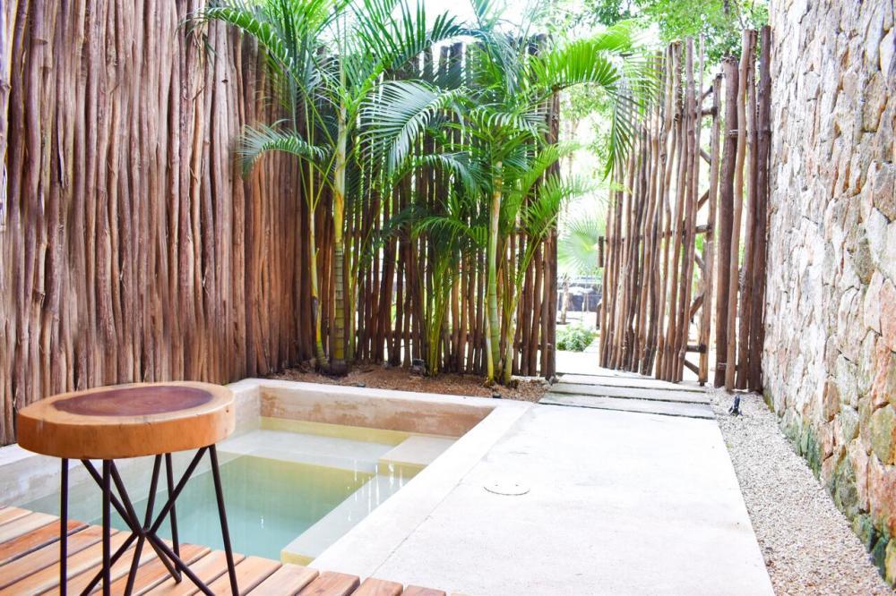 Hotel with private pool - Amaka Calma Riviera Tulum