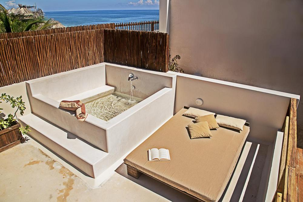 Hotel with private pool - Maria Del Mar Tulum - Adults Only