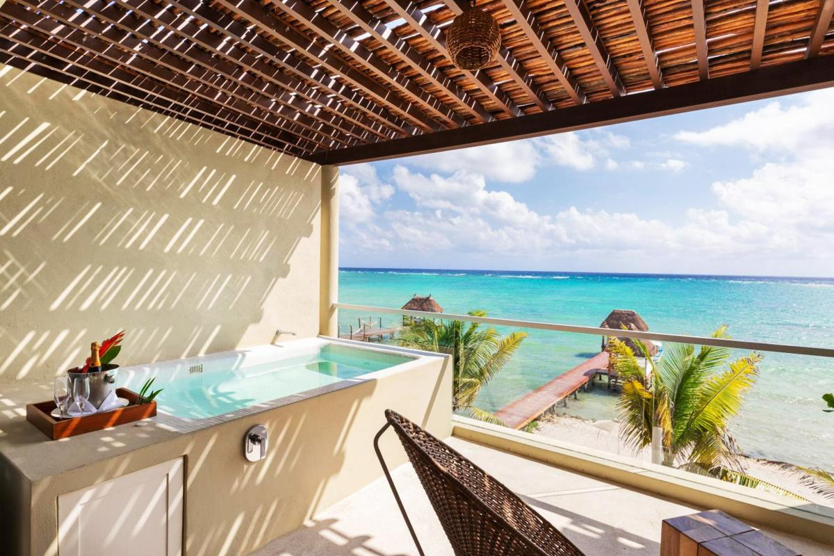 Hotel with private pool - Mereva Tulum by Blue Sky