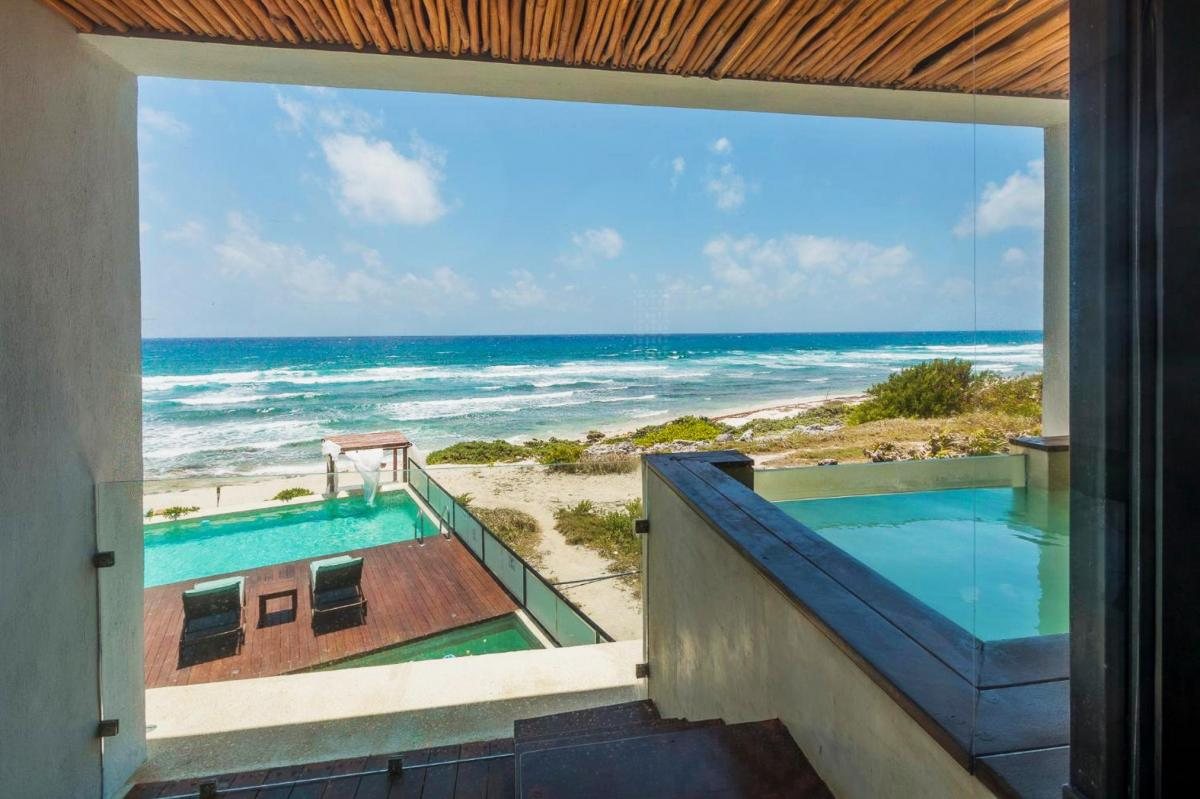Hotel with private pool - O' Tulum Boutique Hotel - Adults Only