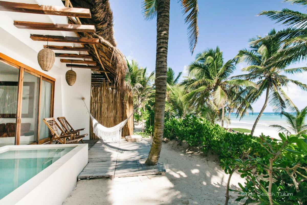 Hotel with private pool - The Beach Tulum