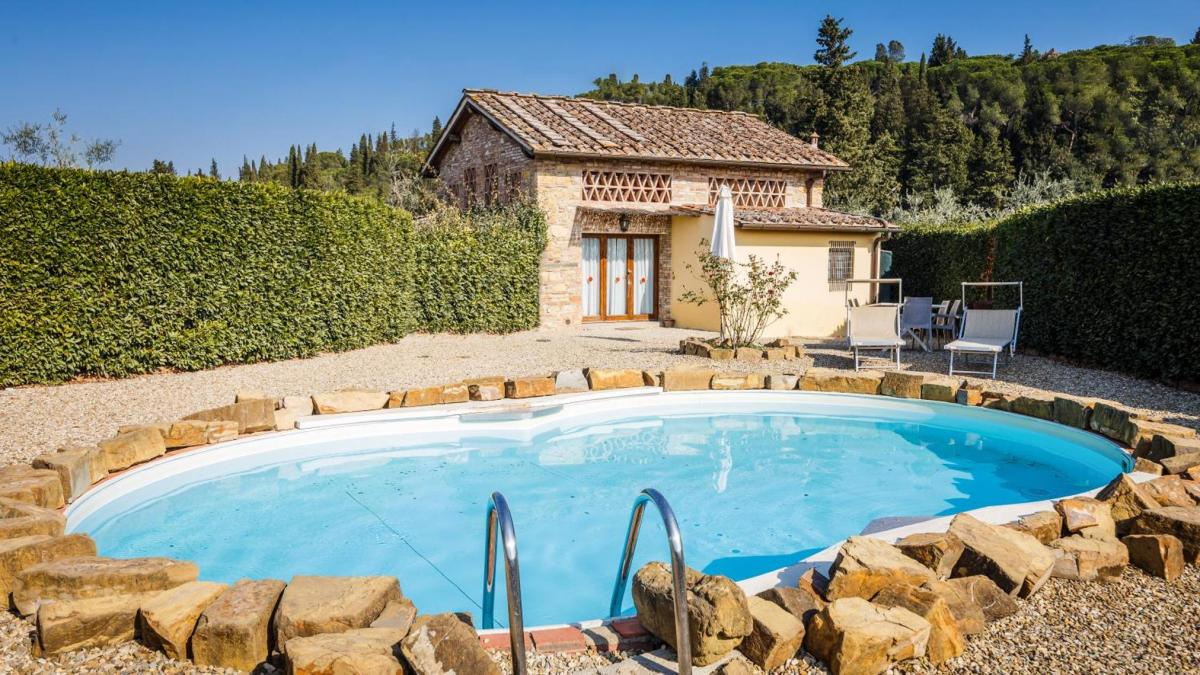 Hotel with private pool - Relais Villa Olmo