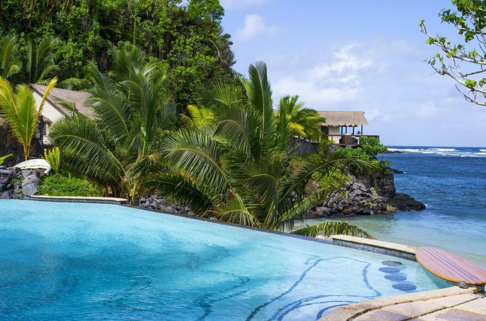 Hotel with private pool - Seabreeze Resort Samoa – Exclusively for Adults