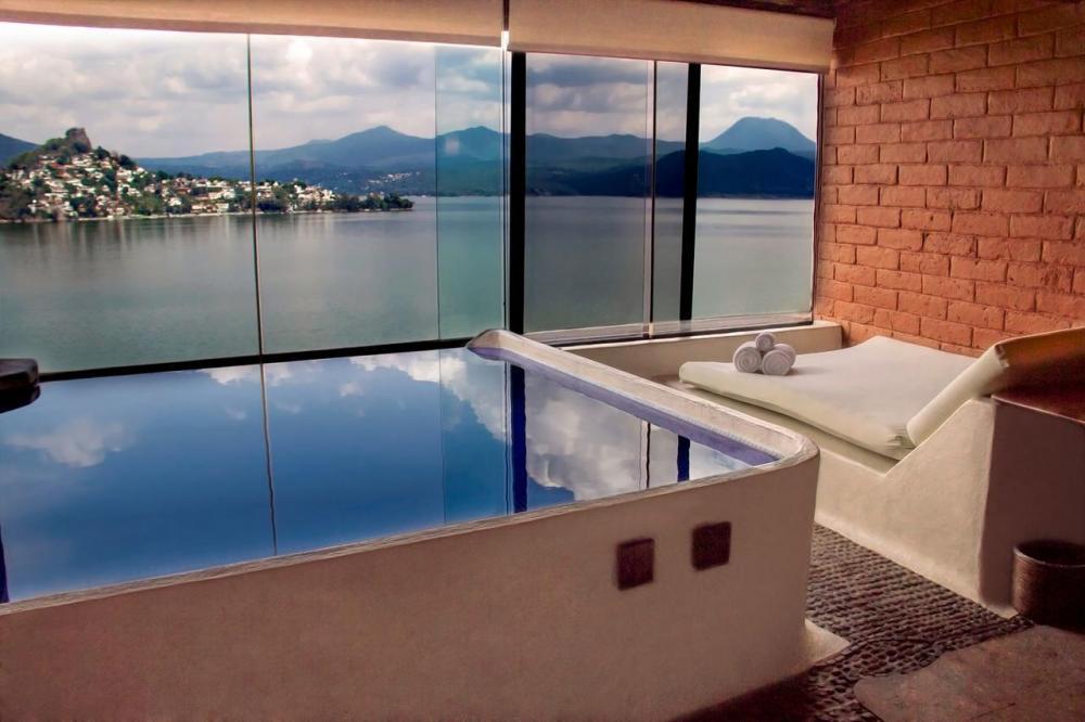 Hotel with private pool - El Santuario Resort & Spa