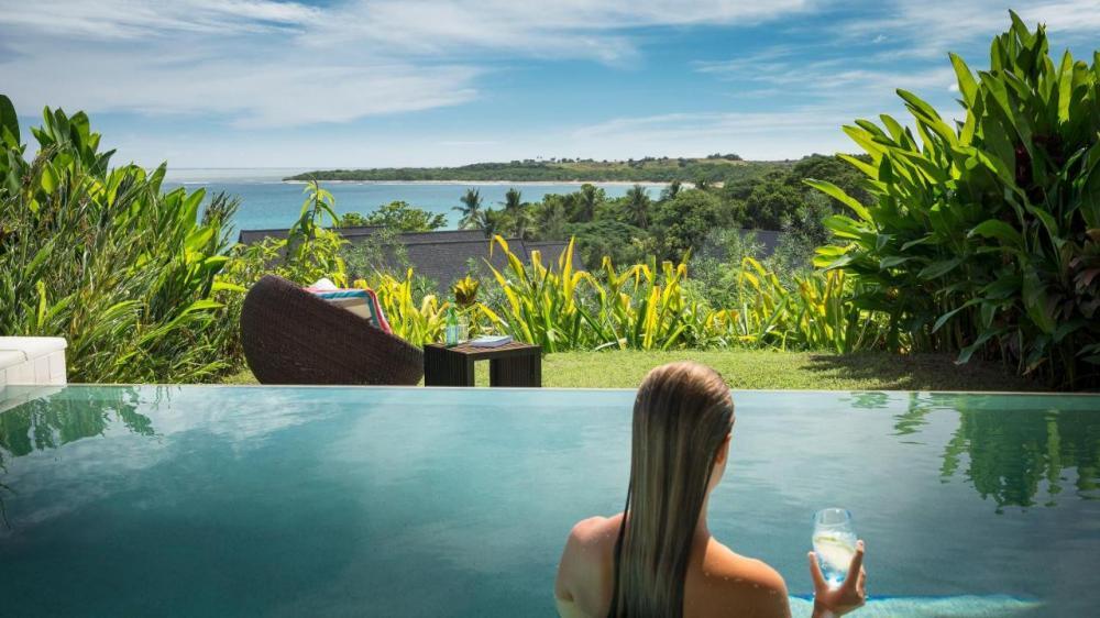 Hotel with private pool - InterContinental Fiji Golf Resort & Spa, an IHG hotel