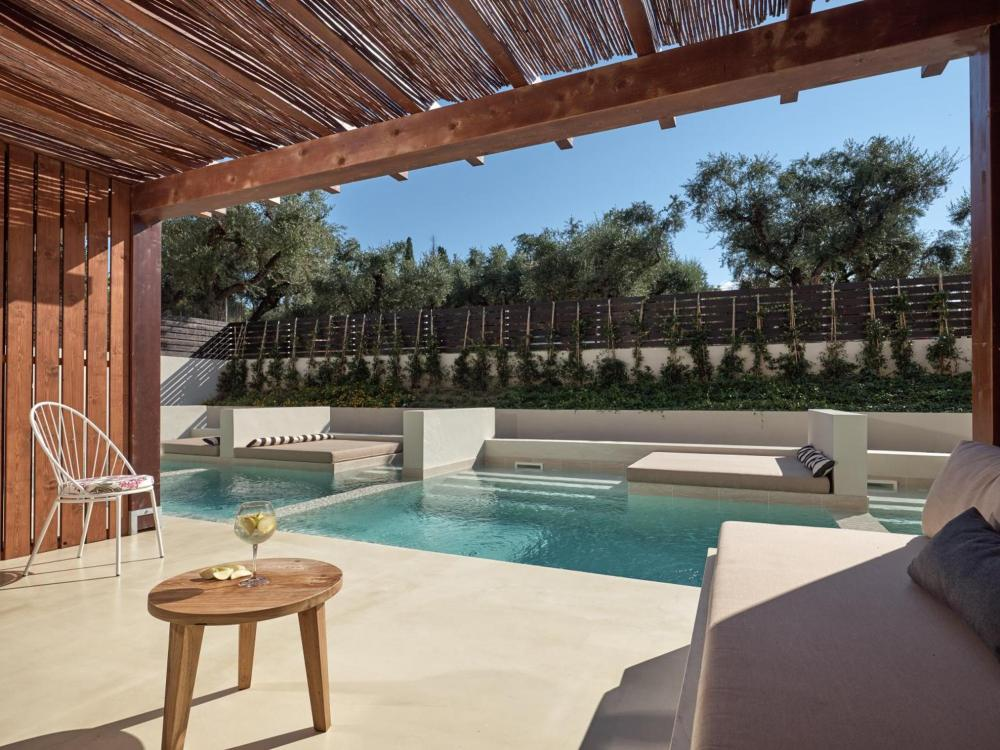 Hotel with private pool - Castelli Hotel-Adults Only
