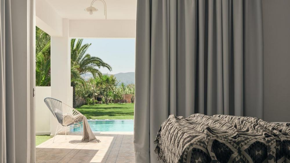 Hotel with private pool - Meandros Boutique & Spa Hotel