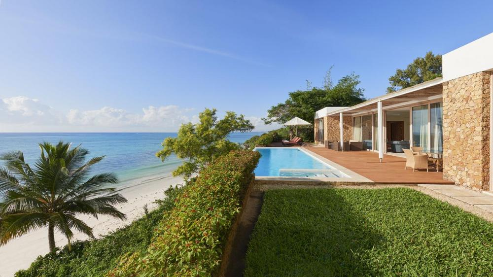 Hotel with private pool - Melia Zanzibar