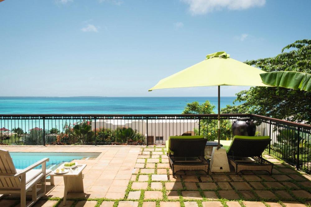 Hotel with private pool - Riu Palace Zanzibar - All Inclusive