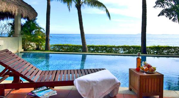 Hotel with private pool - Son Tra Resort & Spa