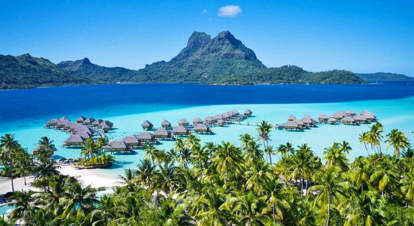 Hotel with private pool - Bora Bora Pearl Beach Resort & Spa