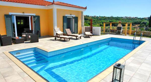 Hotel with private pool - Europes Villas