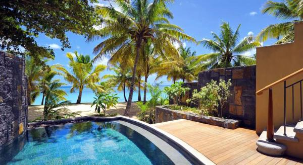 Hotel with private pool - Beachcomber Trou aux Biches Resort & Spa
