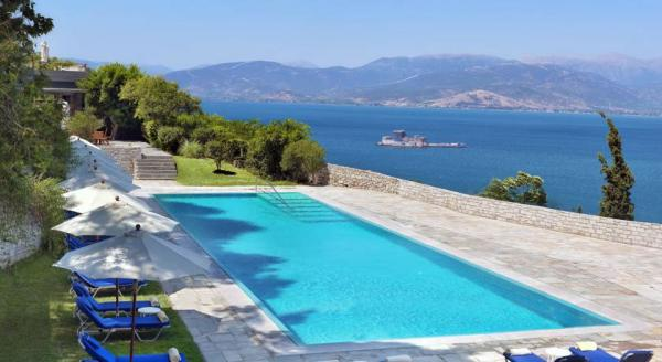 Hotel with private pool - Nafplia Palace Hotel & Villas