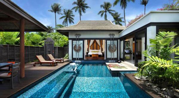 Hotel with private pool - Anantara Phuket Villa