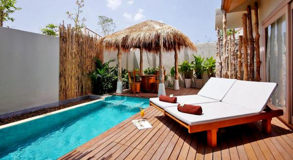 Hotel with private pool - Metadee Resort & Villas