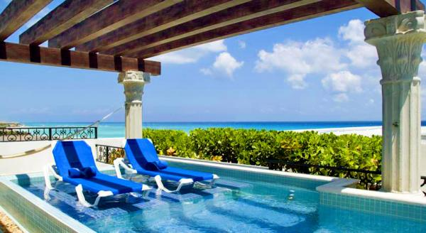 Hotel with private pool - The Royal Playa del Carmen-All Inclusive - Adults Only