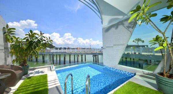 Hotel with private pool - Lexis Hibiscus Port Dickson