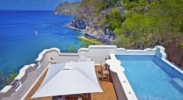 Hotel with private pool - Cap Maison Resort & Spa