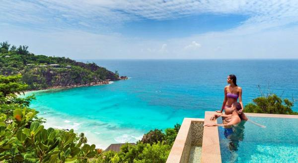 Hotel with private pool - Four Seasons Resort Seychelles